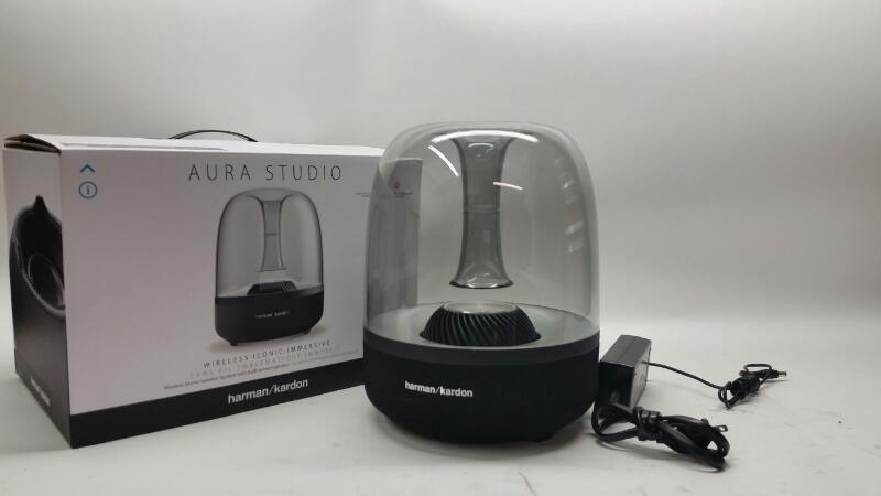 HARMAN KARDON Speakers AURA STUDIO