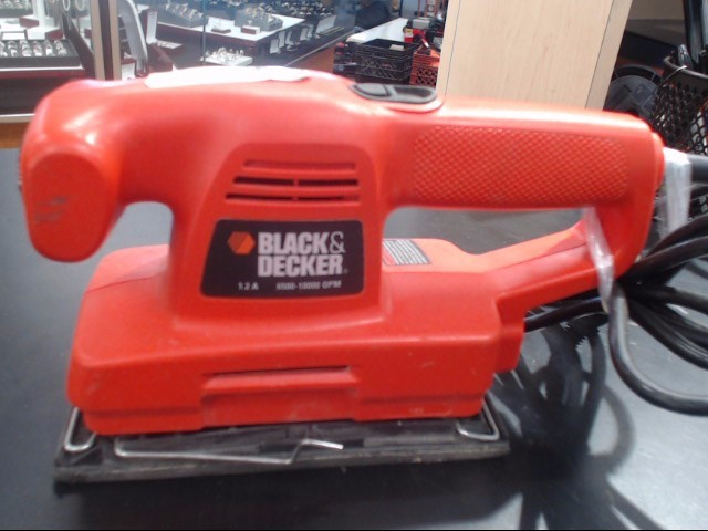 BLACK & DECKER Vibration Sander FS350