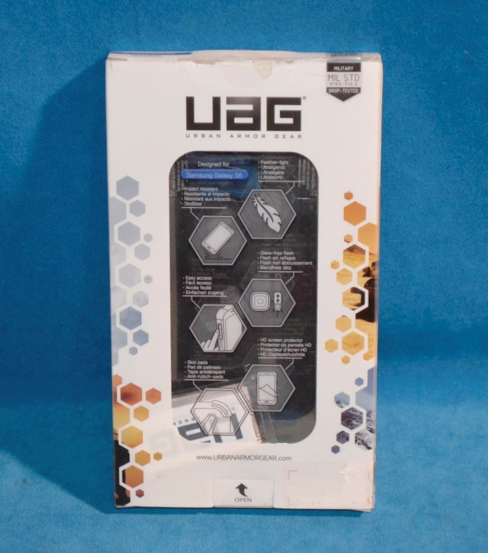 UAG Cell Phone Accessory SAMSUNG GALAXY S6 PHONE CASE
