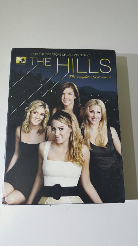 The Hills Season 1 on DVD
