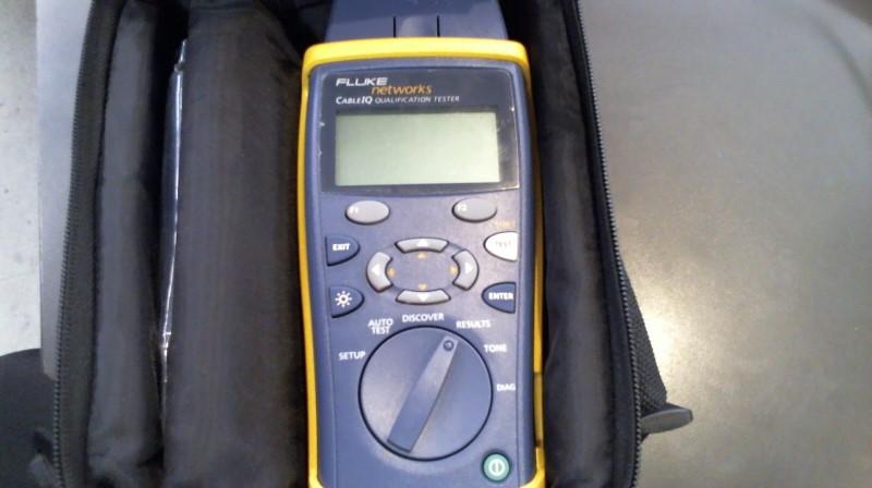 FLUKE Multimeter CABLEIQ