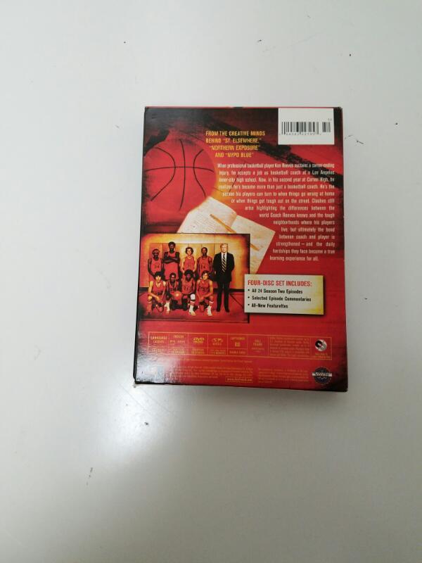 The White Shadow Season 2 on DVD