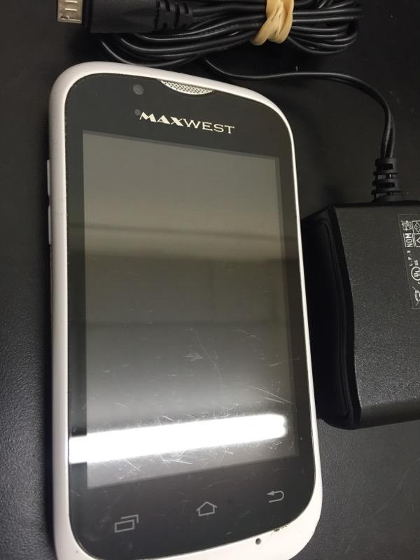 MAXWEST Cell Phone/Smart Phone ORBIT 330G