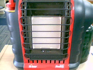 MR HEATER Heater PORTABLE BUDDY
