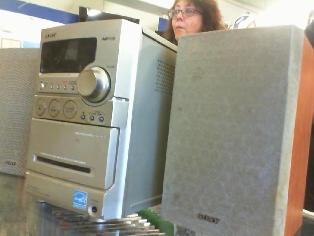 SONY Mini-Stereo CMT-NEZ3