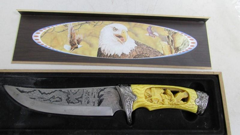 DISPLAY KNIFE EAGLE