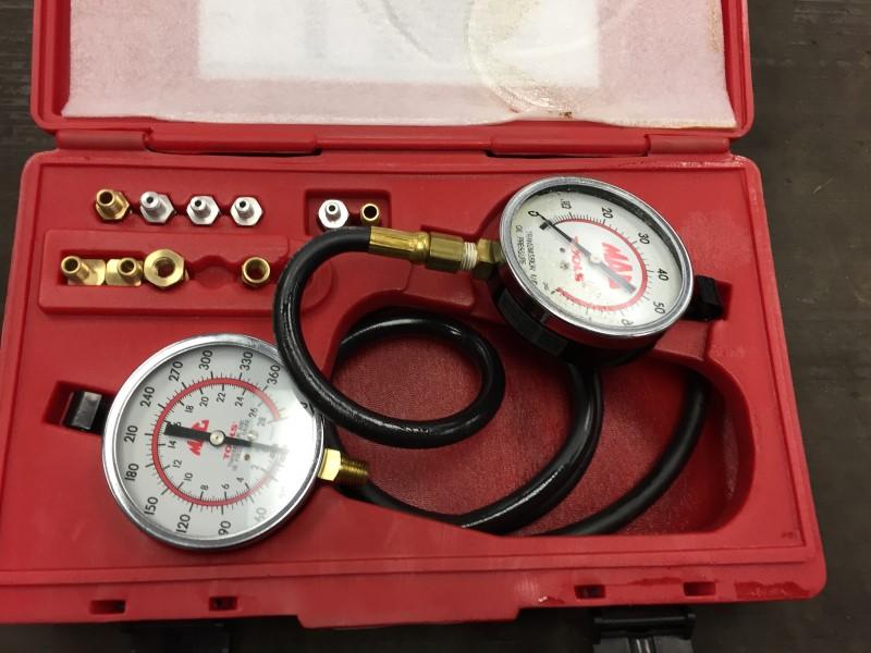 MAC TOOLS TPT455M Transmission /Oil Pressure Test Kit