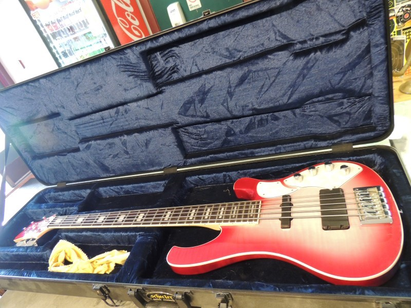 SCHECTER Bass Guitar DIAMOND SERIES STARGAZER