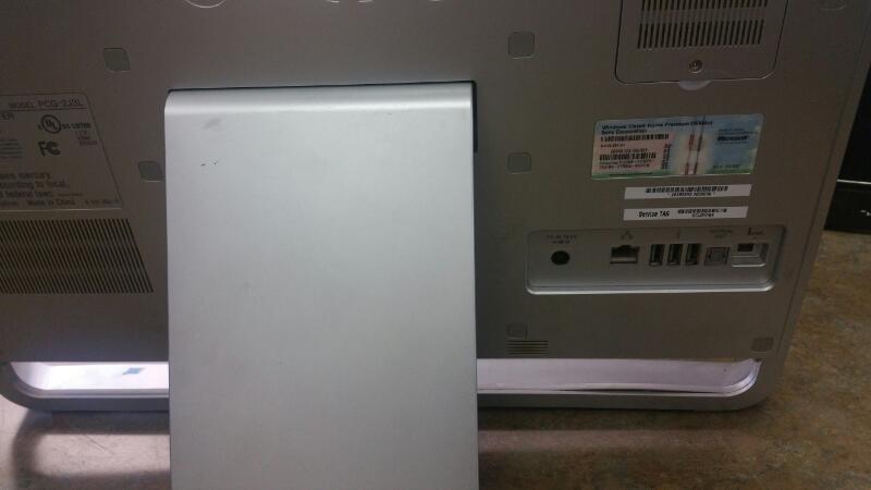 SONY PC Desktop PCG-2J3L