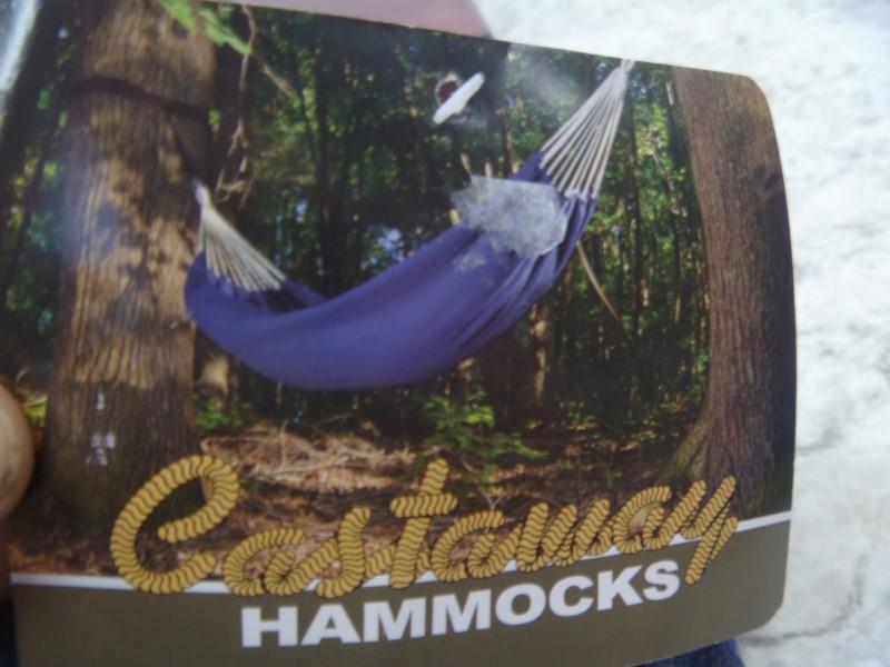 CASTAWAY CAMPING HAMMOCK 6.5FT