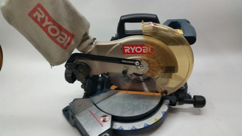 "Ryobi Model: TS1341 10"" Miter saw"