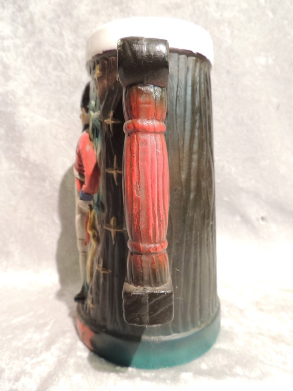RED COAT 1976 STEIN NAPCONWARE IMPORT JAPAN
