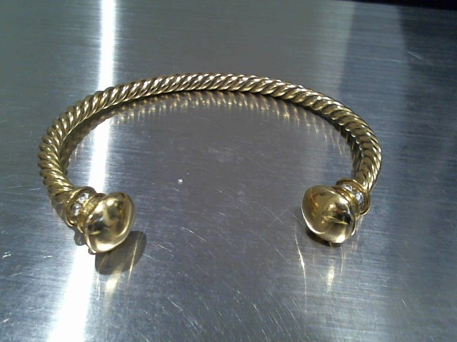 Gold Bracelet 18K Yellow Gold 27.8g