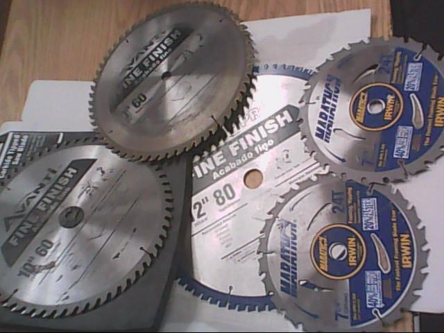 Miscellaneous Tool QUANTITY - MISC TOOLS