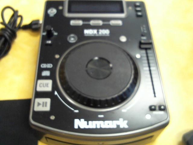 NUMARK ELECTRONICS DJ Equipment NDX-200