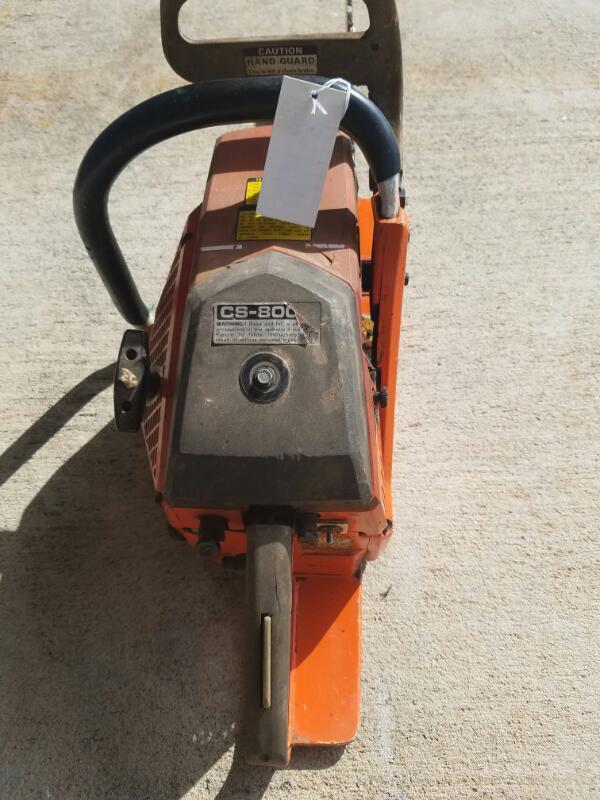 ECHO Chainsaw CS-800P