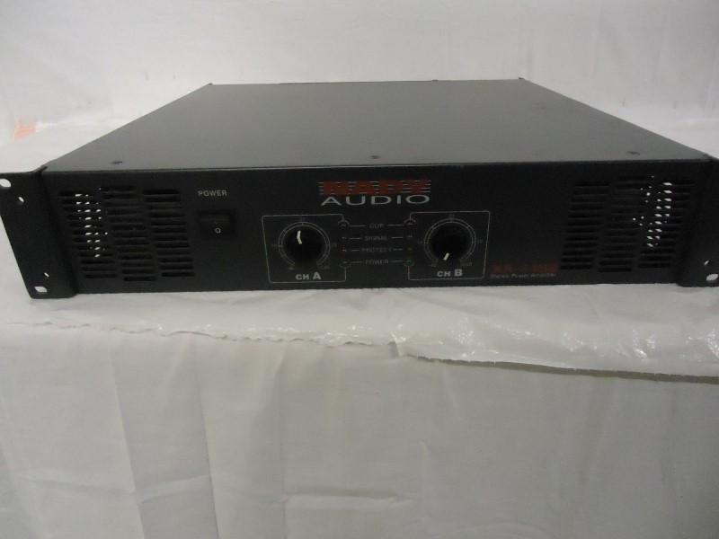 NADY SYSTEMS DJ Equipment XA-2100 POWER AMP