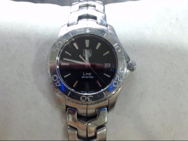 TAG HEUER Lady's Wristwatch LINK WJ1314
