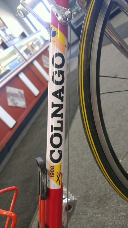 COLNAGO 1988 MASTER XL Road Bike