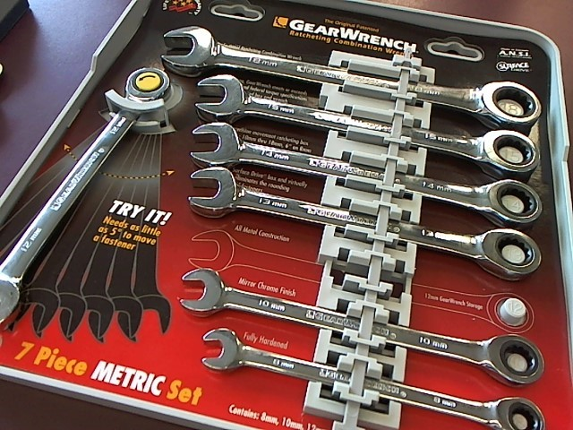 GEARWRENCH TOOLS Wrench 9417