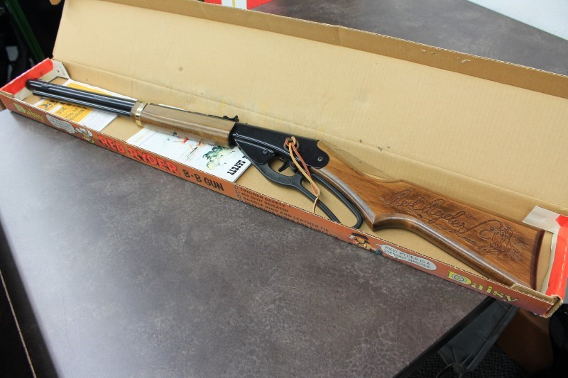 DAISY  RED RYDER 1938B LIMITED EDITION