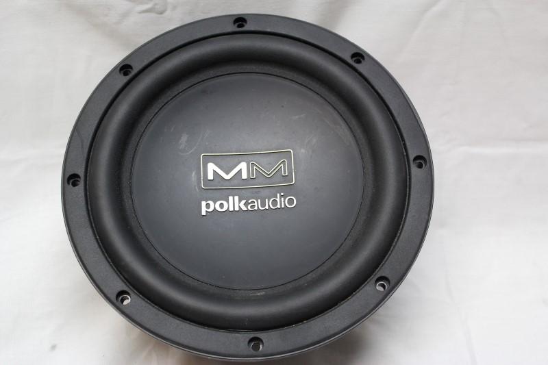 POLK AUDIO Car Speakers/Speaker System MM840