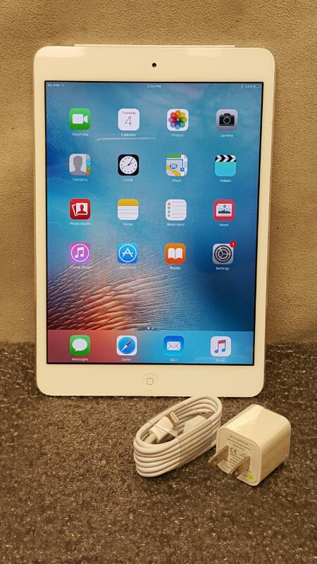 Apple Ipad Mini 1st Gen, Sprint/Wifi, 16GB, Silver (ME218LL/A)