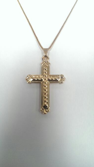 "20"" Gold Chain 14K Yellow Gold 4g"