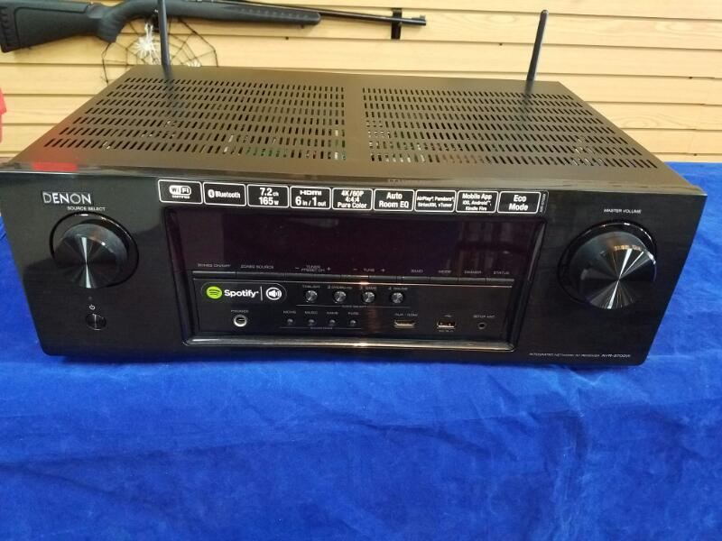 DENON Receiver AVR-S700W
