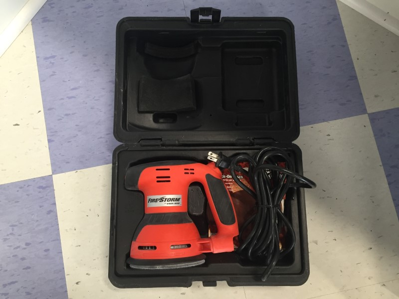 BLACK&DECKER SPINDLE SANDER FS3000R0S