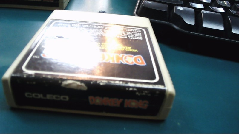 COLECO Vintage Game VISION - Donkey Kong