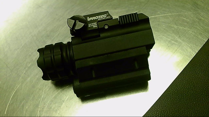 IPROTEC GUN LIGHT RM190LSR