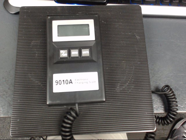 TIF Diagnostic Tool/Equipment 9010A ELECTRONIC REFRGERANT SCALE