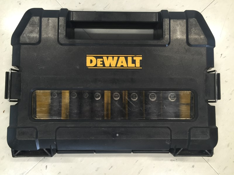 DEWALT SOCKETS MODEL DWMT72
