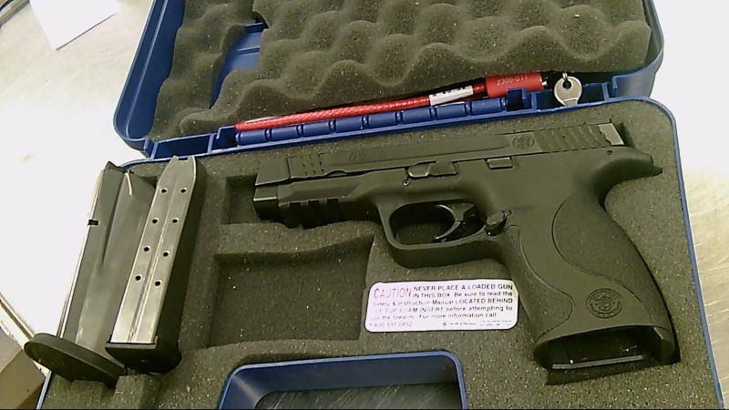 SMITH & WESSON PISTOL .45CAL M&P45