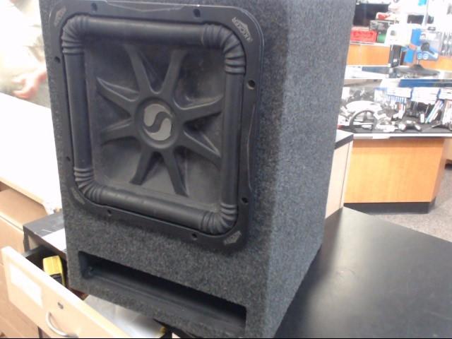 KICKER Car Speakers/Speaker System L5