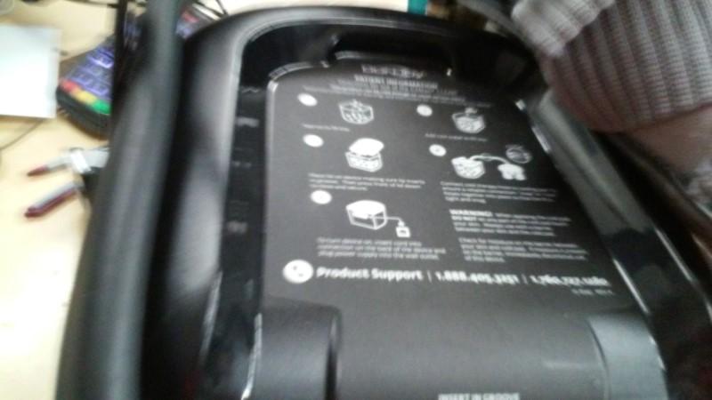 DONJOY Miscellaneous Appliances ICEMAN CLEAR 3TM