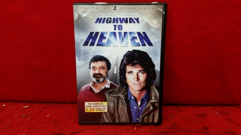 Highway to Heaven - The Complete Season 2 (DVD, 2013, 5-Disc Set)