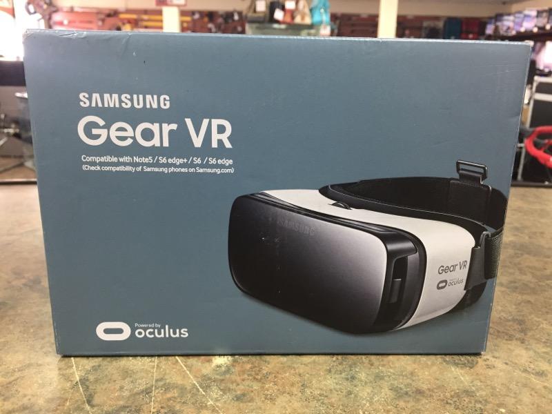 SAMSUNG Cell Phone Accessory SM-R322 GEAR VR