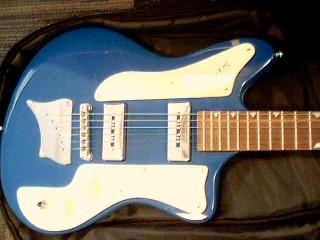 IBANEZ Electric Guitar JET KING