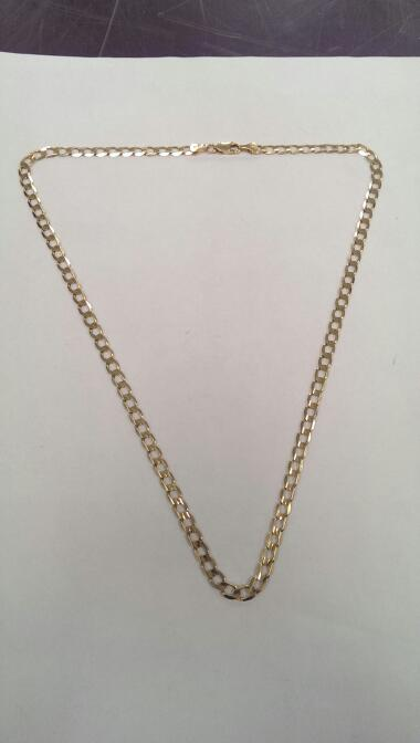 "20"" Gold Chain 10K Yellow Gold 11.2g"