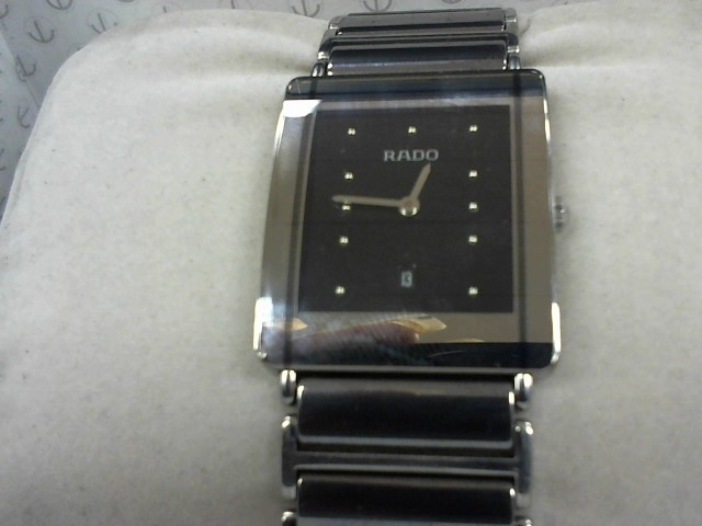 RADO Gent's Wristwatch DIASTAR 160.0486.3