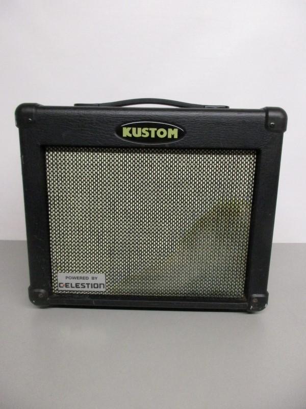 KUSTOM SOLO 16R 1X8 COMBO AMP