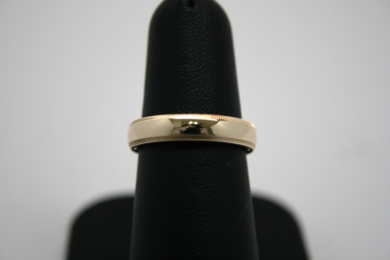 GOLD BAND 14K YELLOW GOLD 5