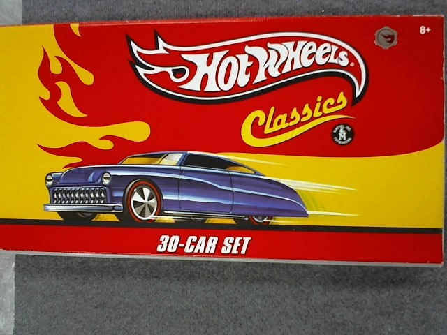 HOT WHEELS Toy Vehicle CLASSICS 30 CAR SET