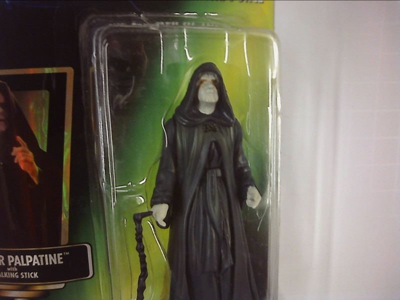 STAR WARS Vintage/Antique Toys EMPEROR PALPATINE