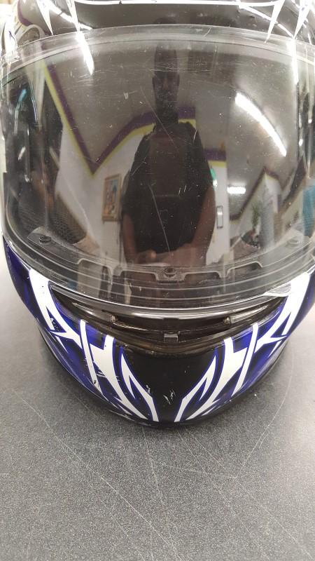 HJC HELMETS Motorcycle Helmet IS-16