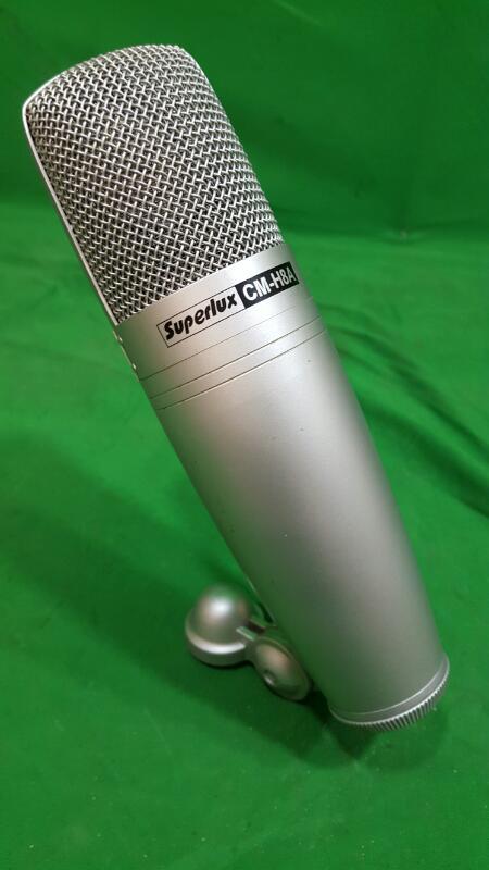 SUPERLUX Condenser Microphone CM-H8A