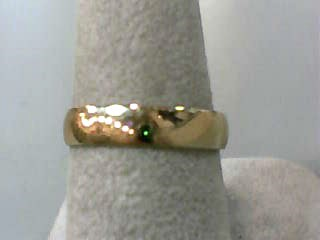 Lady's Gold Wedding Band 10K Yellow Gold 1.2dwt Size:7