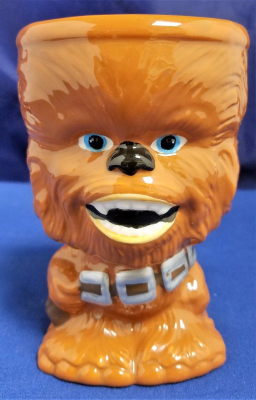 CHEWBACCA CERAMIC CUP